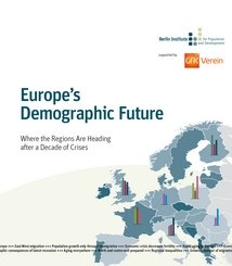 Cover Europe's Demographic Future
