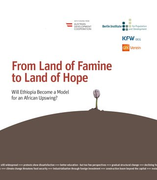 Cover From Land of Famine to Land of Hope