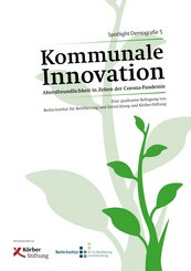 Titelbild Kommunale Innovation