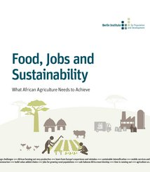 Cover Food Jobs and Sustainability